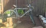 Fahrrad als Kunstwerk